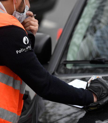 Plus de 500 agents de police sont placés en quarantaine