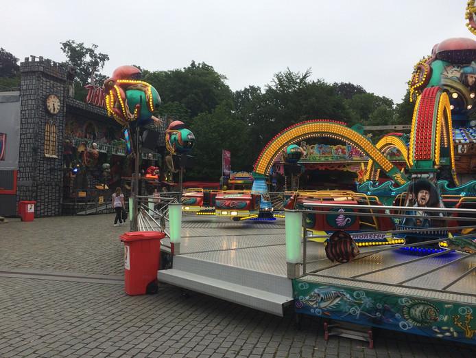 nostalgische kermis in breda geopend | breda | bndestem.nl