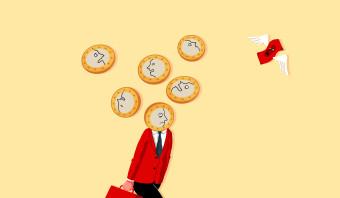 Hoe kan ik voorkomen dat een prettige conversatie afglijdt naar gebakkelei over geld?