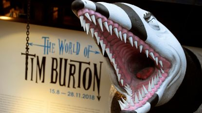 Tentoonstelling 'The World of Tim Burton' gaat van start in Genkse C-mine