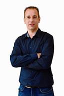 André Trompers, hoofdredacteur BN de Stem, is deze zondag een van de gasten in De Bakkerij Rolt Deur.
