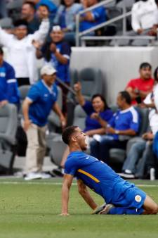 Wereldgoal van RKC'er Gaari in extremis helpt Curaçao aan kwartfinale Gold Cup