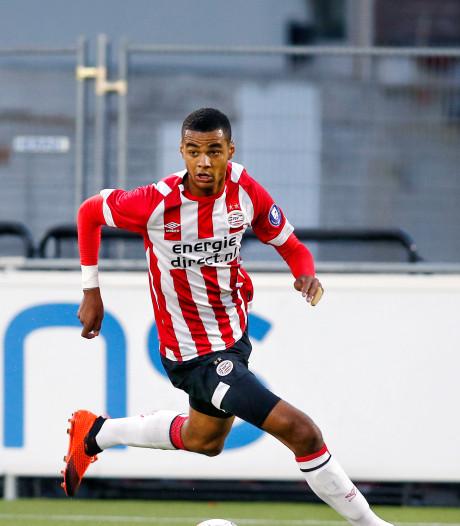 Ongeslagen reeks Jong PSV ten einde, Cambuur ondanks treffer Gakpo te sterk