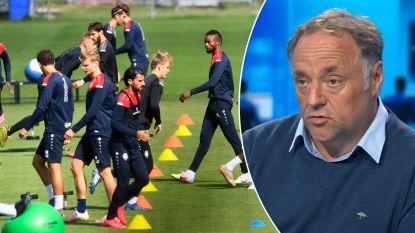 """Uitzondering voor profclubs op Antwerps verbod? Volgens Van Ranst moet het kunnen: """"In andere landen gebeurt het ook"""""""