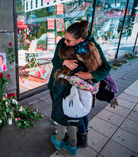 Eis levenslang voor aanslagpleger Stockholm