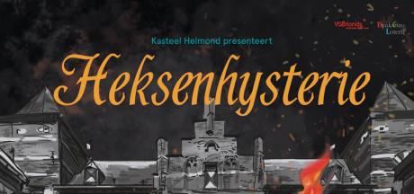 Heksentheater in Kasteel Helmond