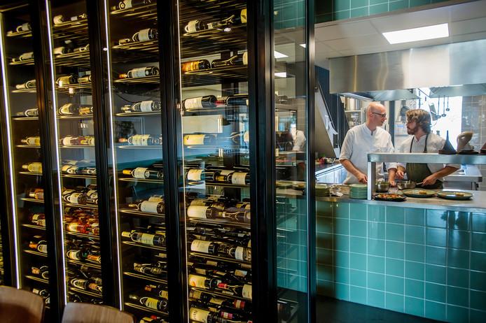 Pollevie heeft een uitgebreid assortiment wijnen. Daarvan zijn er ruim twintig per glas verkrijgbaar.