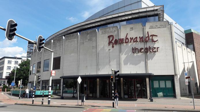 Het voormalige Rembrandt Theater aan het Velperplein in Arnhem.