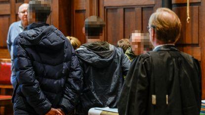 Effectieve celstraffen tot 16 jaar voor 5 mannen in grootste kinderpornoproces ooit in ons land