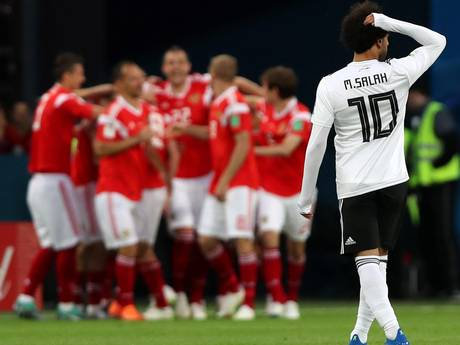 Gastland Rusland dendert door en gunt Salah geen feestje