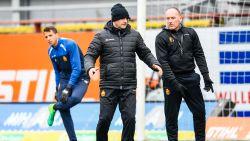 """Heel Mechelen op scherp voor match van het jaar tegen Eupen: """"F*cking hell, Mats. Wat doe je nu? Speel simpel!"""""""