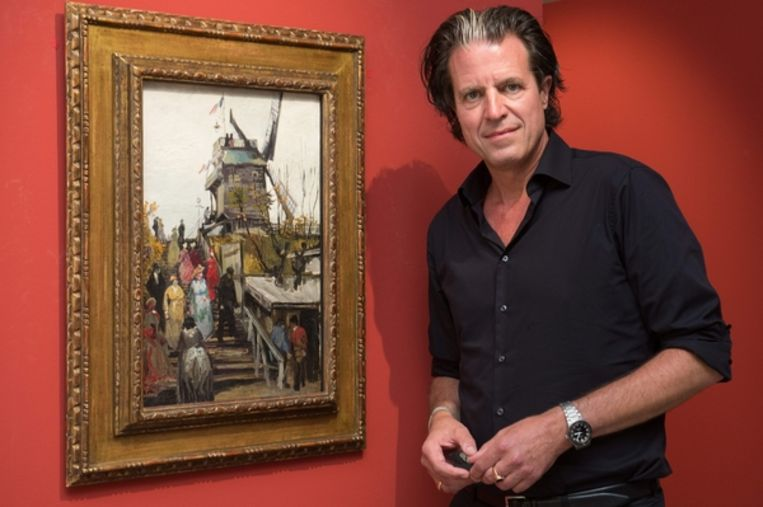 Ralph Keuning, directeur van Museum de Fundatie in Zwolle. Beeld EPA