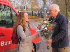 Buurtbus begroet 10.000ste passagier op lijn Lemelerveld-Luttenberg-Raalte