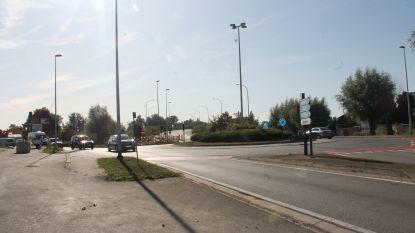 Werken rotonde Oostrozebekestraat-Ring zijn gestart