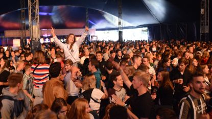 Crammerock op gang getrapt (en festivalgangers hebben er zin in)