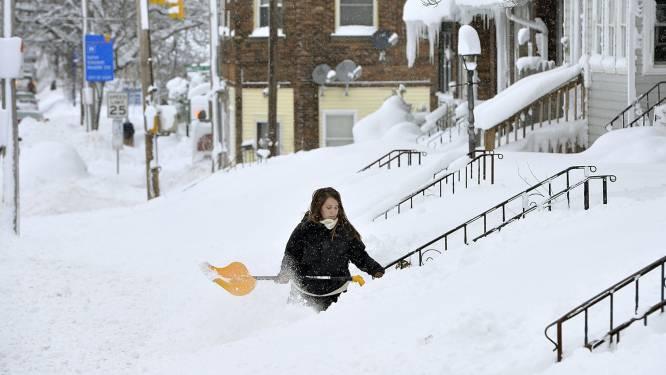 VS gaan bitter koude eindejaarsnachten tegemoet: tot -11 in New York, -15 in Boston, -28 in Minneapolis
