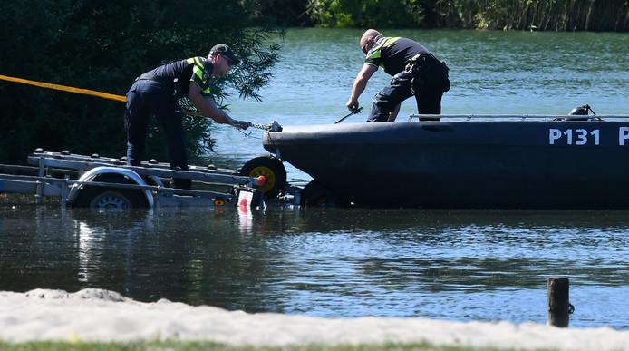 Afgelopen weekend verdronk een 27-jarige Syriër uit Culemborg in recreatieplas de Meent in Beusichem.