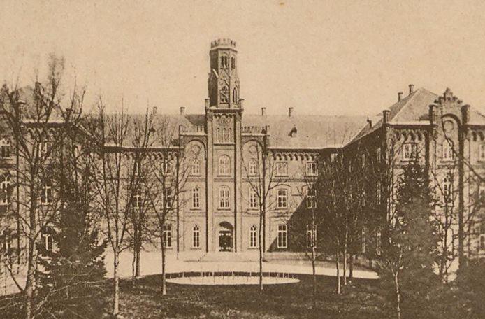 Huize Mariëndaal te Velp, gesticht door de jezuïeten