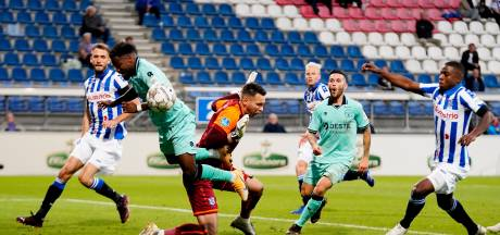 Valse start van slordig Willem II dat de punten in Friesland achterlaat