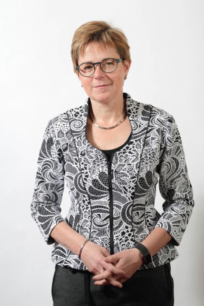 Burgemeester Miranda de Vries, gemeente Etten-Leur