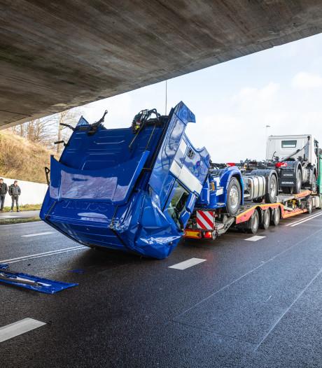 Na drie ongelukken is de maat vol: provincie grijpt in bij 'klemviaduct' Ommen