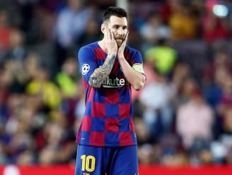 Messi stuurt zijn kat naar coronatests bij Barça, maar volgens LaLiga geldt afkoopclausule van 700 miljoen in zijn contract nog steeds
