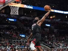 Harden encore en feu mais les Rockets éteints par les Spurs