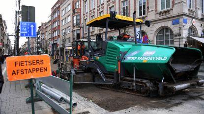 Tweede fase werken Bondgenotenlaan van start: nieuwe verkeersmaatregelen