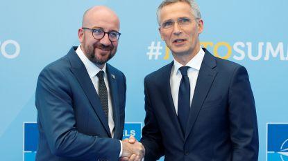 """Regering stuurt NAVO """"weinig ambitieus"""" nationaal plan"""
