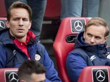 Luuk de Jong door blessure niet bij  PSV inzetbaar, Ramselaar geblesseerd