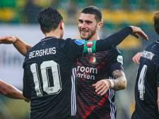 De 'Comeback Boys' van Feyenoord weigeren te verliezen onder Advocaat