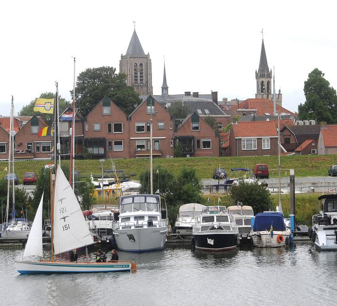 Rust Op Zondag Is Een Pareltje Voor Tholen Bergen Op Zoom