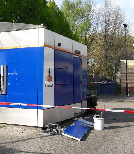 Rabobank Hart van Brabant grijpt in na plofkraak in Oisterwijk