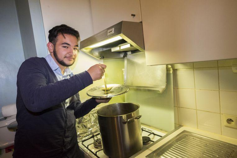 "Chef-kok Ali Naima (19): ""Ik wil de Marokkaanse Jeroen Meus worden."""