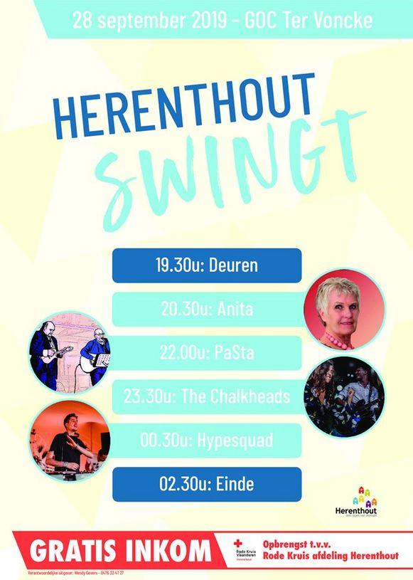 Herenthout Swingt
