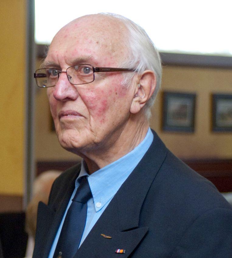 Hans Hellendoorn in 2009 Beeld Frank van Biemen
