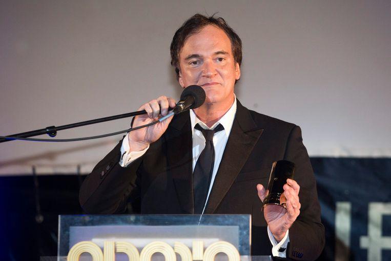 Tarantino's laatste film 'The Hateful Eight' kwam uit in 2015.