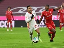 Basisklant Kluivert maakt tegen Bayern eerste doelpunt voor Leipzig