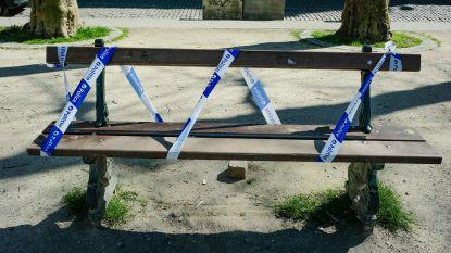 Nieuwe zitbanken op komst, plaatsing is voor na coronamaatregelen