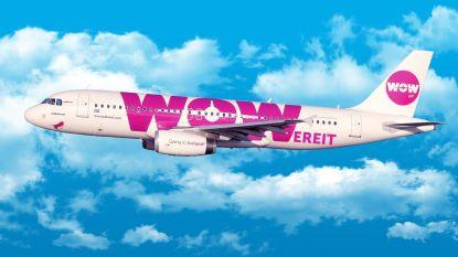 Prijsvechter Wow Air wordt zuster van Wizz Air