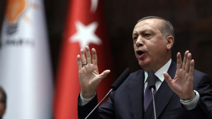 Erdogan kwaad om veroordeling Turkse bankier in VS