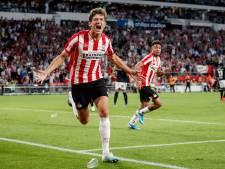 PSV geeft duidelijk signaal af aan Sam Lammers