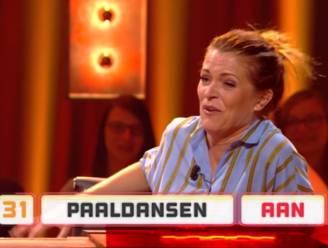 Karen Damen en paaldansen: geen goede combinatie
