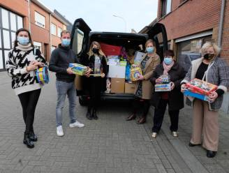 """CD&V Willebroek helpt de Sint met inzameling: """"Twee camionettes vol speelgoed"""""""