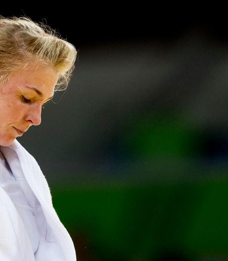 Judoka Polling terug na zwaar jaar: Ik was mentaal zo moe