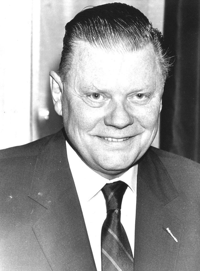 Anton Dreesmann. Beeld anp