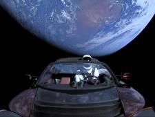 Deze Tesla heeft al honderden miljoenen kilometers afgelegd en gaat nog steeds als een raket