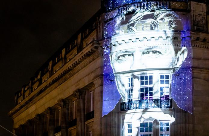 Honneur posthume pour David Bowie à Paris, où une rue portera bientôt son nom