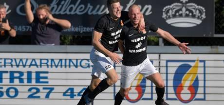 Vier goals HHC Hardenberg verpesten basisdebuut Royston Drenthe