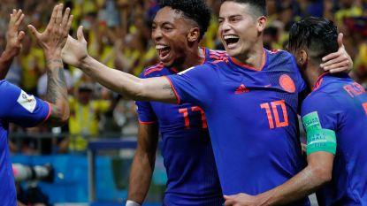 Opgepast, België! Colombia presenteert zich als gevaarlijke tegenstander in mogelijke achtste finale na knappe zege